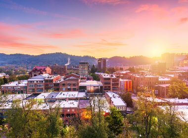 Small towns in North Carolina