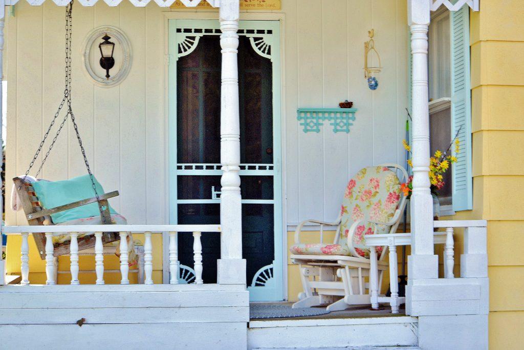 Elvis Presleys house from childhood Tupelo, Mississippi.