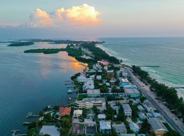 Quaint small town Anna Marie Island is a hidden gem in Florida.
