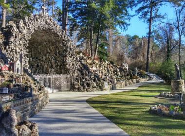 Grotto in Cullman, Alabama